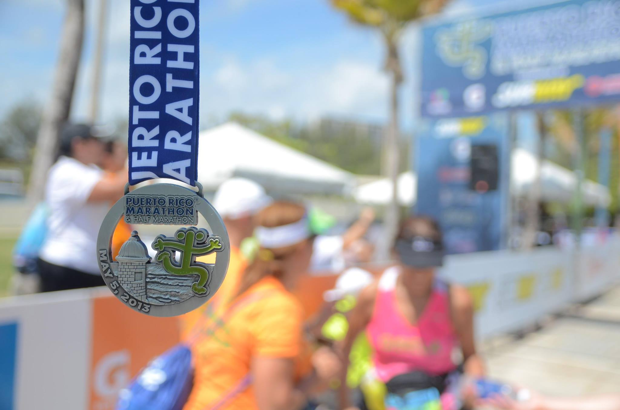 Puerto Rico Marathon. Photo credit