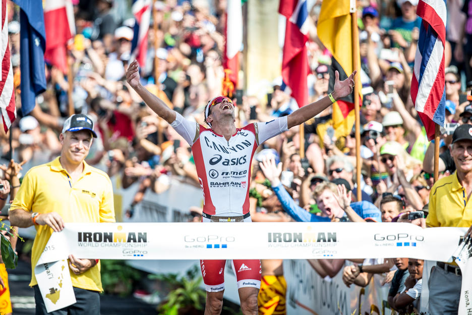 Jan Frodeno wins Ironman Kona