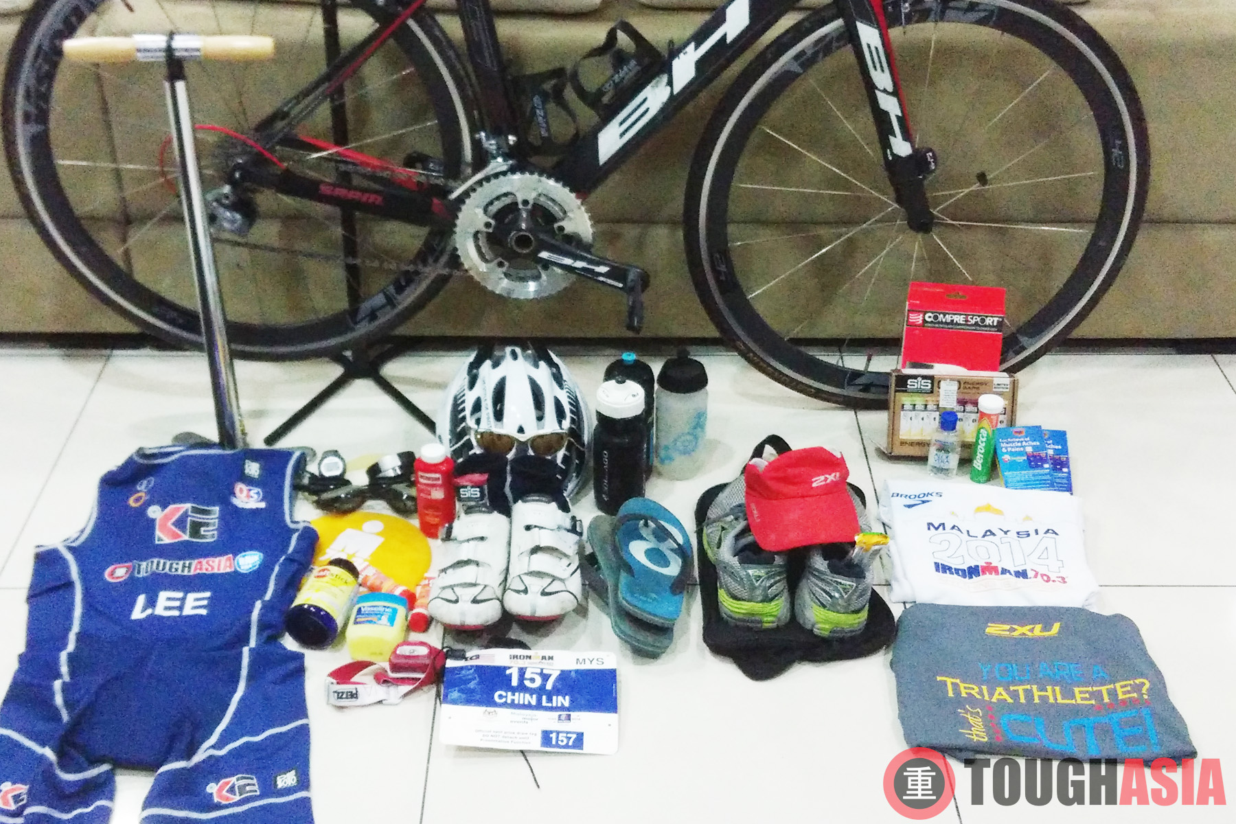 What to pack, How to Prepare for your Triathlon Race day?