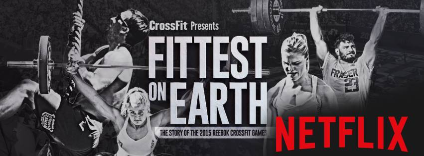 CrossFit's Fittest on Earth comes to Netflix   TOUGH ASIA   Just