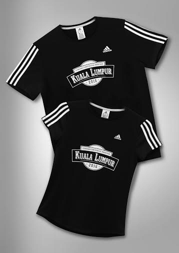 Limited edition SCKLM2016 adidas graphic tee.