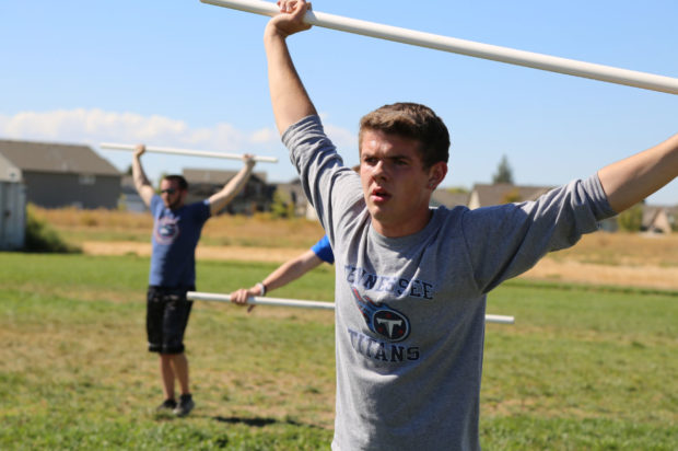 Teenagers love doing CrossFit in school for a more intense challenge. (IdEdNews)
