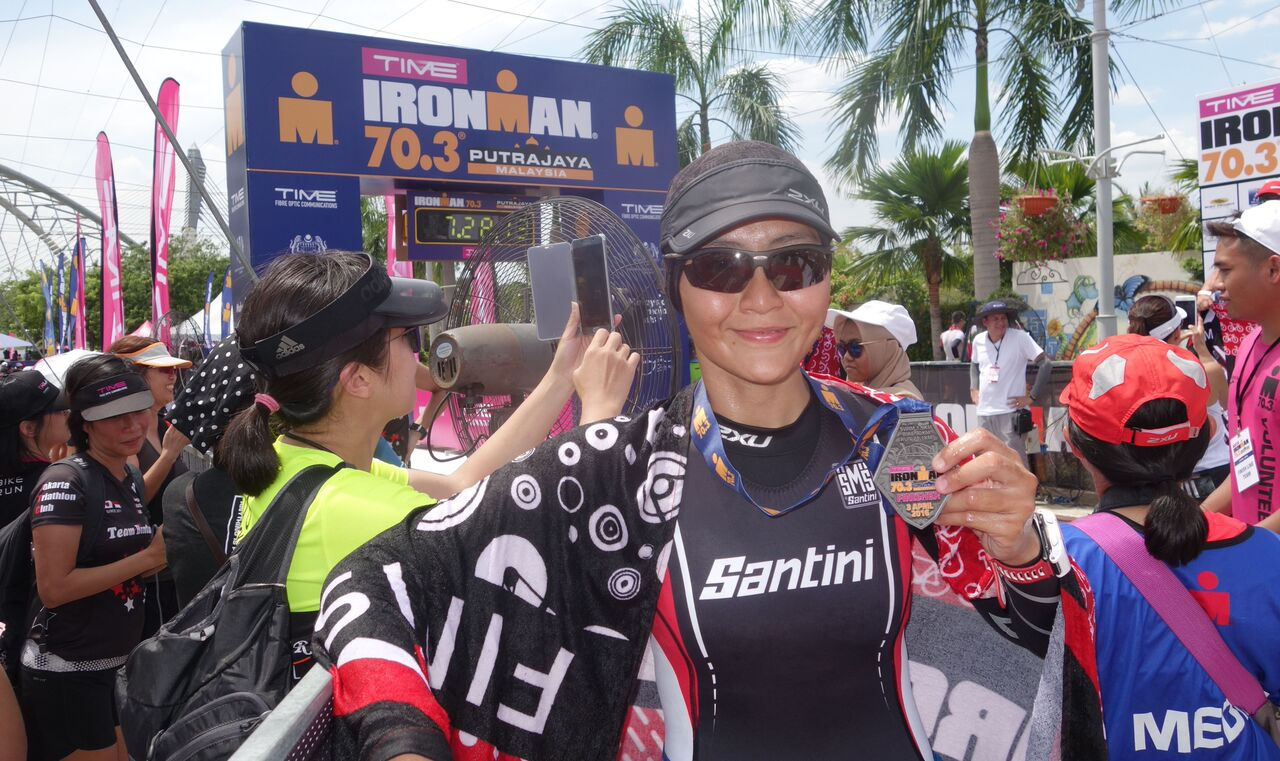 A mother's triathlon quest at Ironman Malaysia   TOUGH ASIA
