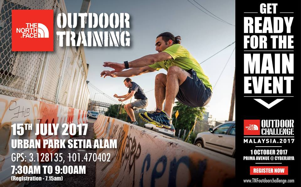 43a9069dc Updated] Outdoor Training with North Face Malaysia – 15.07.2017 ...