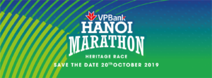 (INTERNATIONAL) VP Bank Hanoi Marathon @ Ba Kieu Temple, opposite Ngoc Son Temple, Hoan Kiem lake, Hanoi